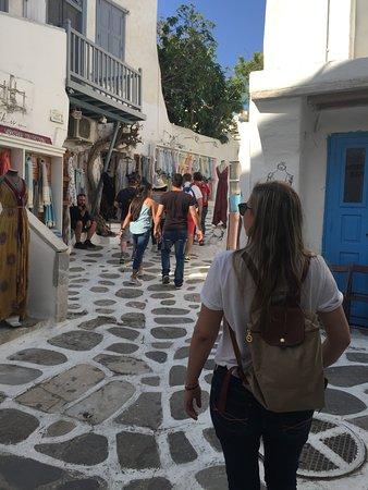 Οδός Ματογιάννη: Street