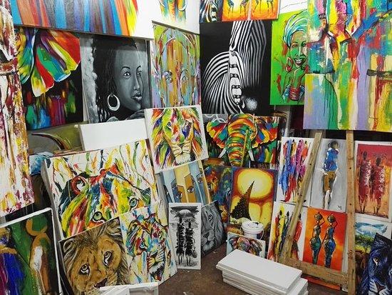 Dr Bulugu Gallery Zanzibar