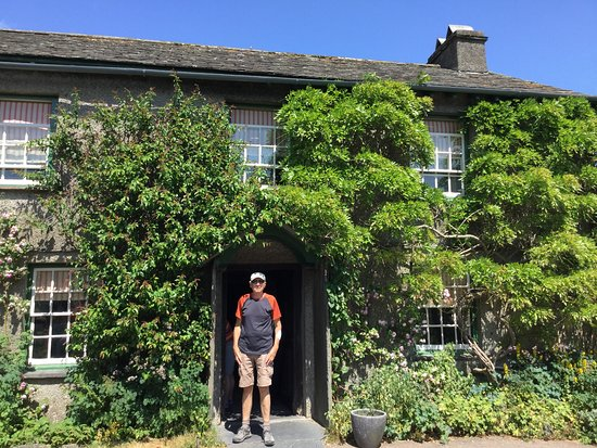 Hill Top, Beatrix Potter's House: Outside Hill Top