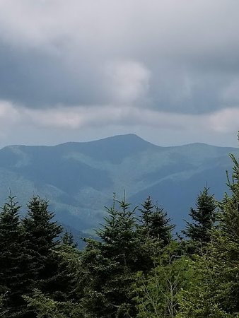Mount Mitchell State Park: view