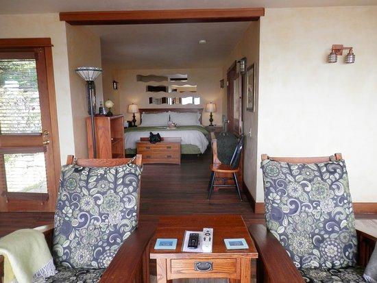 The Elk Cove Inn & Spa: Frank Drew Room