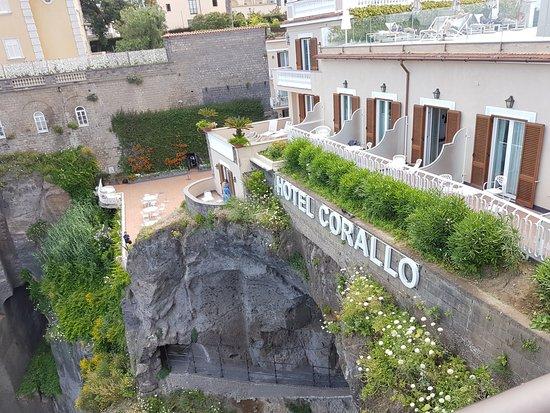 Hotel Corallo Sorrento: Balcony rooms