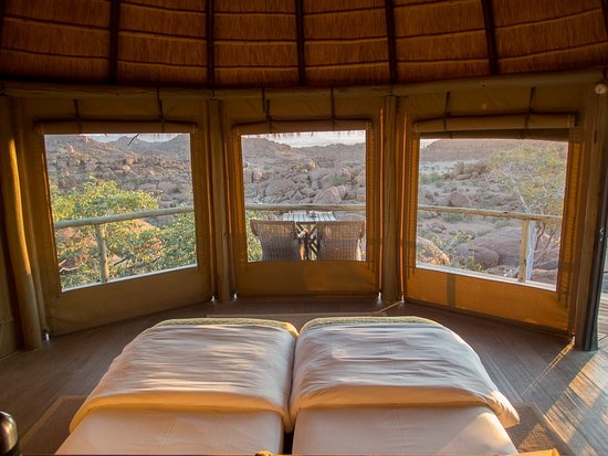Luxury in the remotest of locations