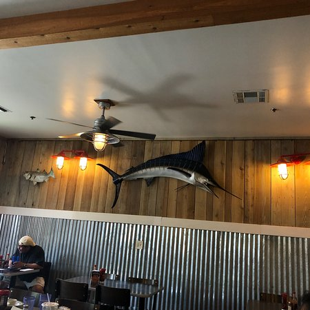 Sea Island Restaurant San Antonio Texas