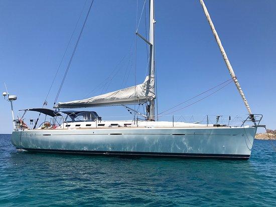 Ta' Xbiex, Malta: Malta Sailing Experiences 48 foot yacht  'Allegra'