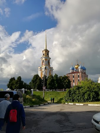Фотография Рязанский Кремль