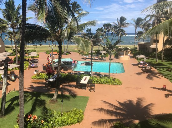 Baby first birthday celebration - Picture of Courtyard Kaua