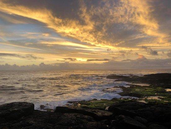 Keaau's beautiful sunrise