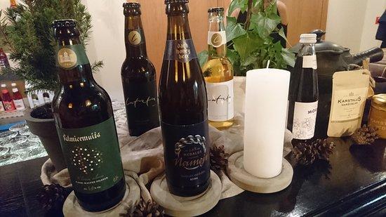 写真Valmiermuiža Craft Brewery枚
