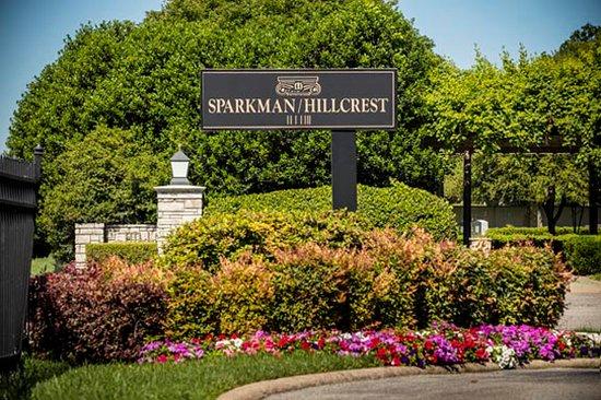 Sparkman-Hillcrest Memorial Park Cemetery - Picture of Sparkman ...