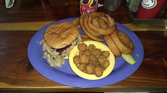 Ozark, AR: Frigging yummy!