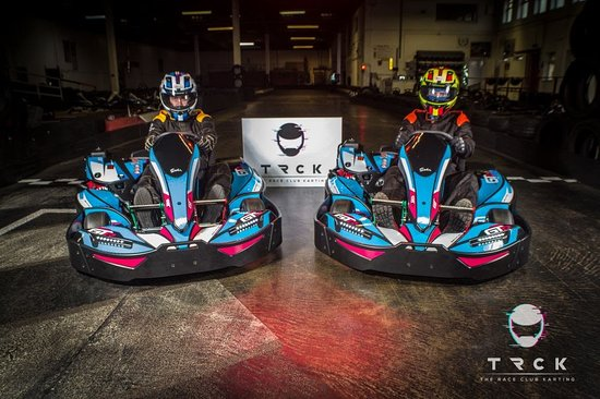 ‪The Race Club Karting UK‬