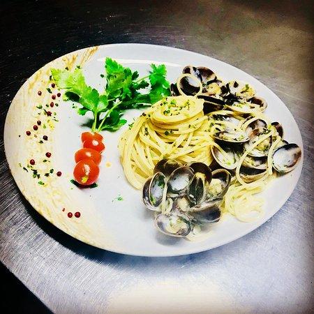 Ristorante & Pizzeria Guarda Che Luna: Spaghetto vongole