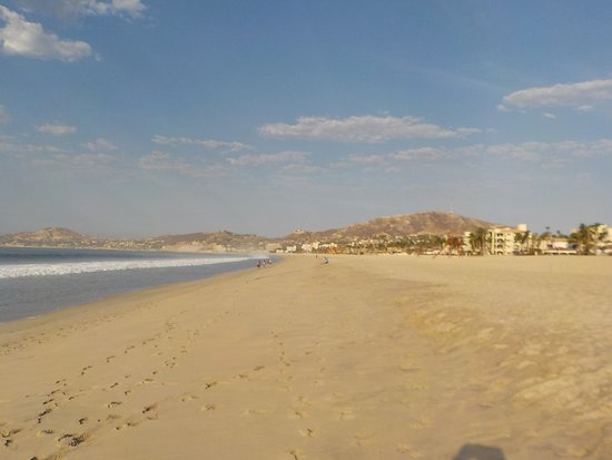 Royal Decameron Los Cabos: Excellent walking beach