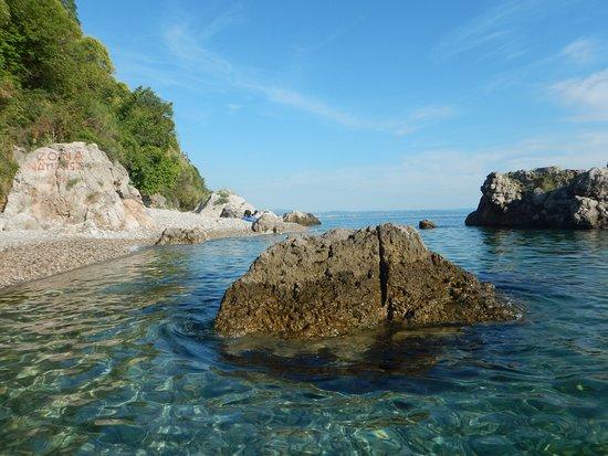 Spiaggia Naturista Liburnia