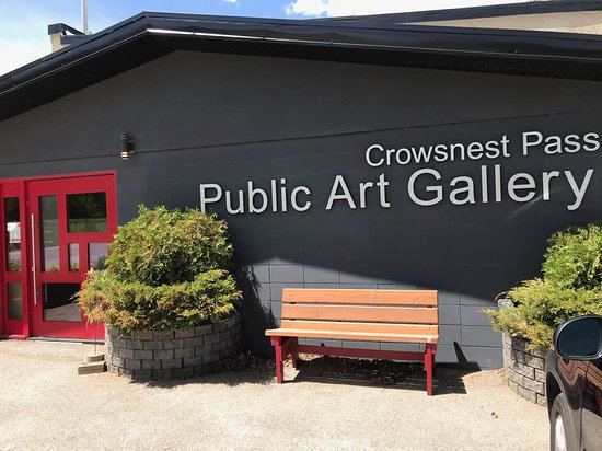 ‪Crowsnest Pass Public Art Gallery‬