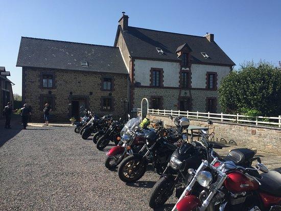 Calvados, France: Bikes