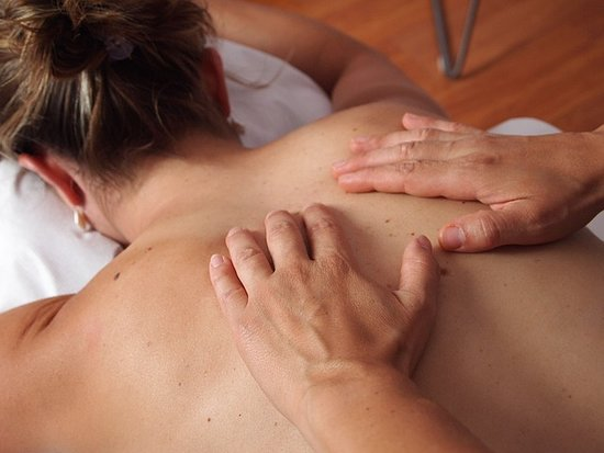 Cherry Hill, NJ: back massage