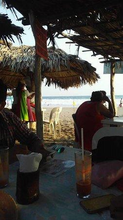 Puerto Arista, Mexico: vista la mar