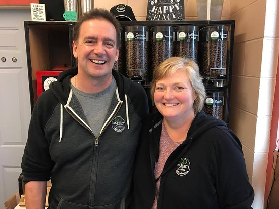 Benson, MN: Todd & Leslie Widseth - Owners