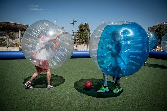 Bubble Soccer Malaga