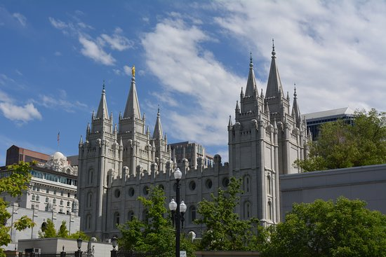 ‪Salt Lake Temple‬