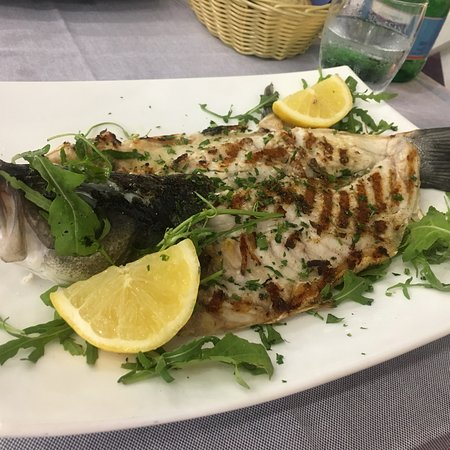One of the best fish dishes I have ever tasted!!