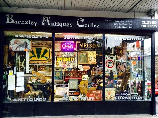 Barnsley Antiques Centre