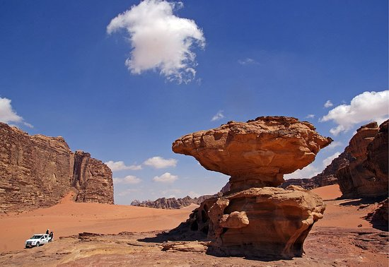 Wadi Rum, Jordânia: Beautiful views and imaginative formations for photography lovers