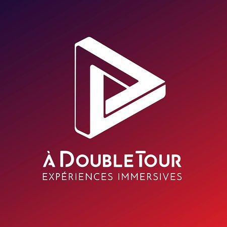 À Double Tour - Expériences immersives : Logo À Double Tour - 2018