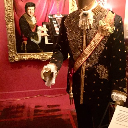 Bilde fra The Liberace Museum Collection Tour