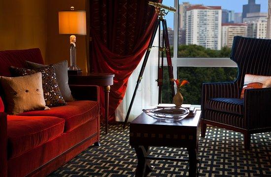 Kimpton Marlowe Hotel: Suite