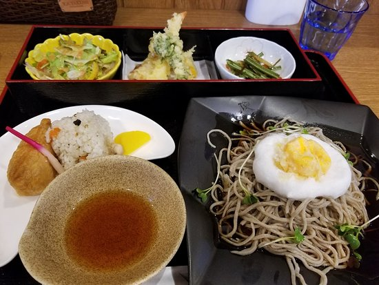 Kofu-cho, Japonia: DAISEN1300御膳。美味しかった。