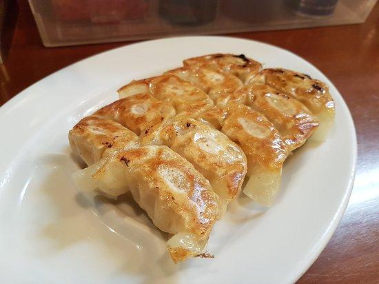 Hidechan Ramen: 煎餃