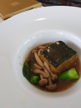 Man Ho Chinese Restaurant - at the JW Marriott Hotel Bangkok: dim sum buffet
