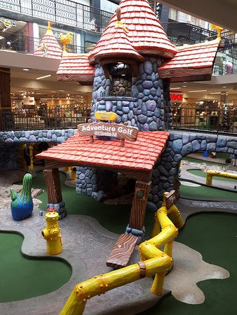 Professor Wem's Adventure Golf