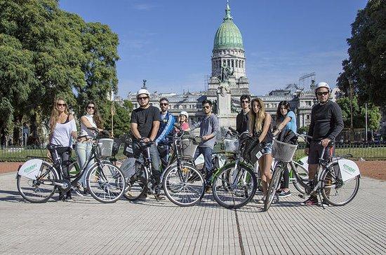 La Boca et le centre-ville à vélo