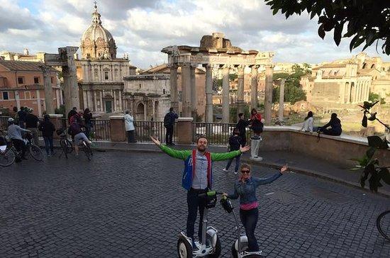 Tour panoramico di Roma in Segway di
