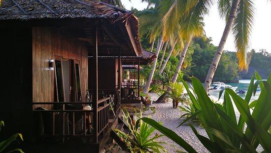 Kaimana, Indonesien: Bungalows