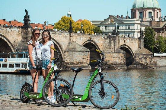 Prague 3-Hour E-scooter Small-Group...