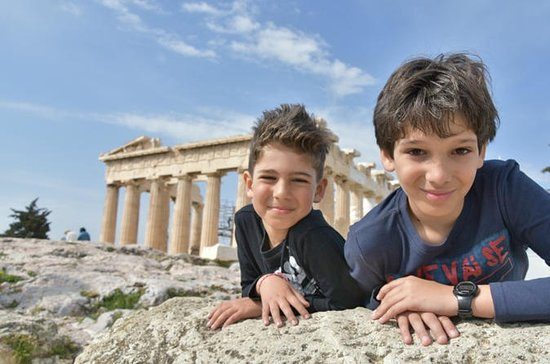 Athens City Highlights, Acropolis and...