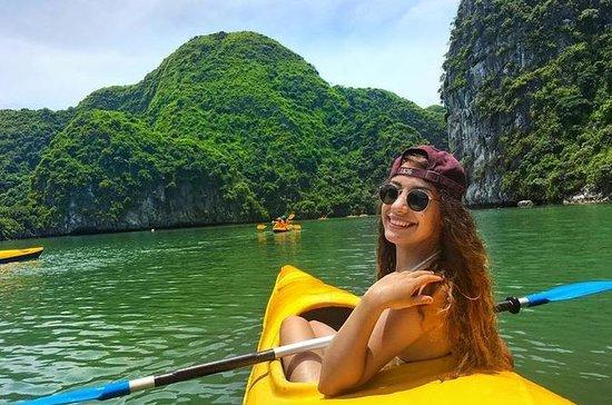 Halong Bay Cruise 3D2N - Kajakk...