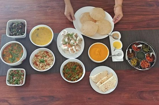 Authentic Gujarati Cooking and Dining...