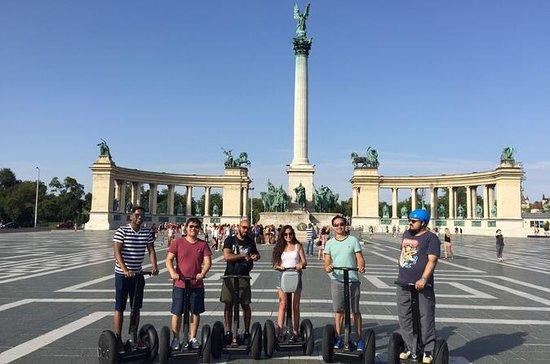 Tour de Budapest en Segway de 3...