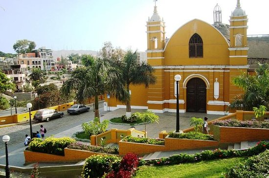 4 days tours in 'Lima city of the...