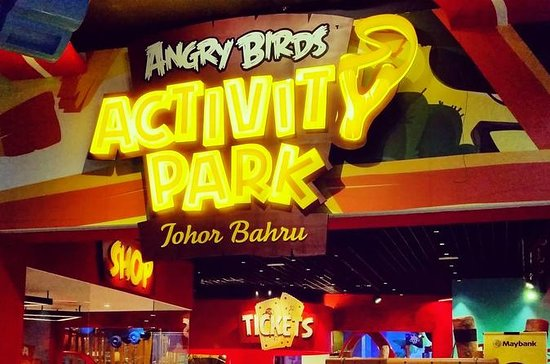 Angry Birds Activity Park Admission...