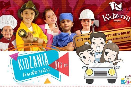 KidZania Bangkok Admission Ticket