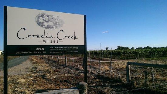 Cornelia Creek Wines