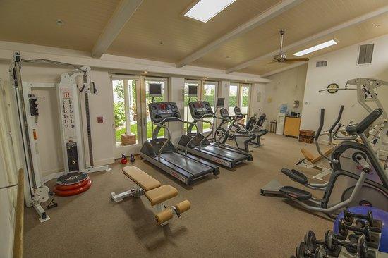 Rancho Santa Fe, Californien: Health club