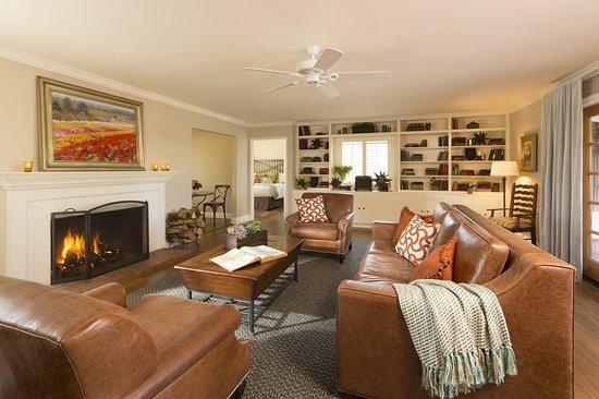 Rancho Santa Fe, Californien: Guest room